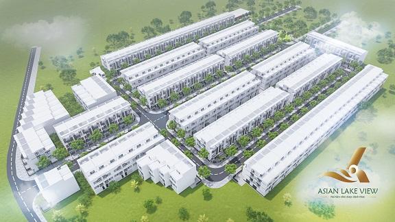 Asian Hoding ra mắt và mở bán dự án Asian Lake View tại Bình Phước