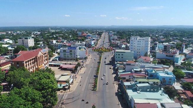 Bình Phước dừng cấp phép dự án bất động sản dưới 5 ha