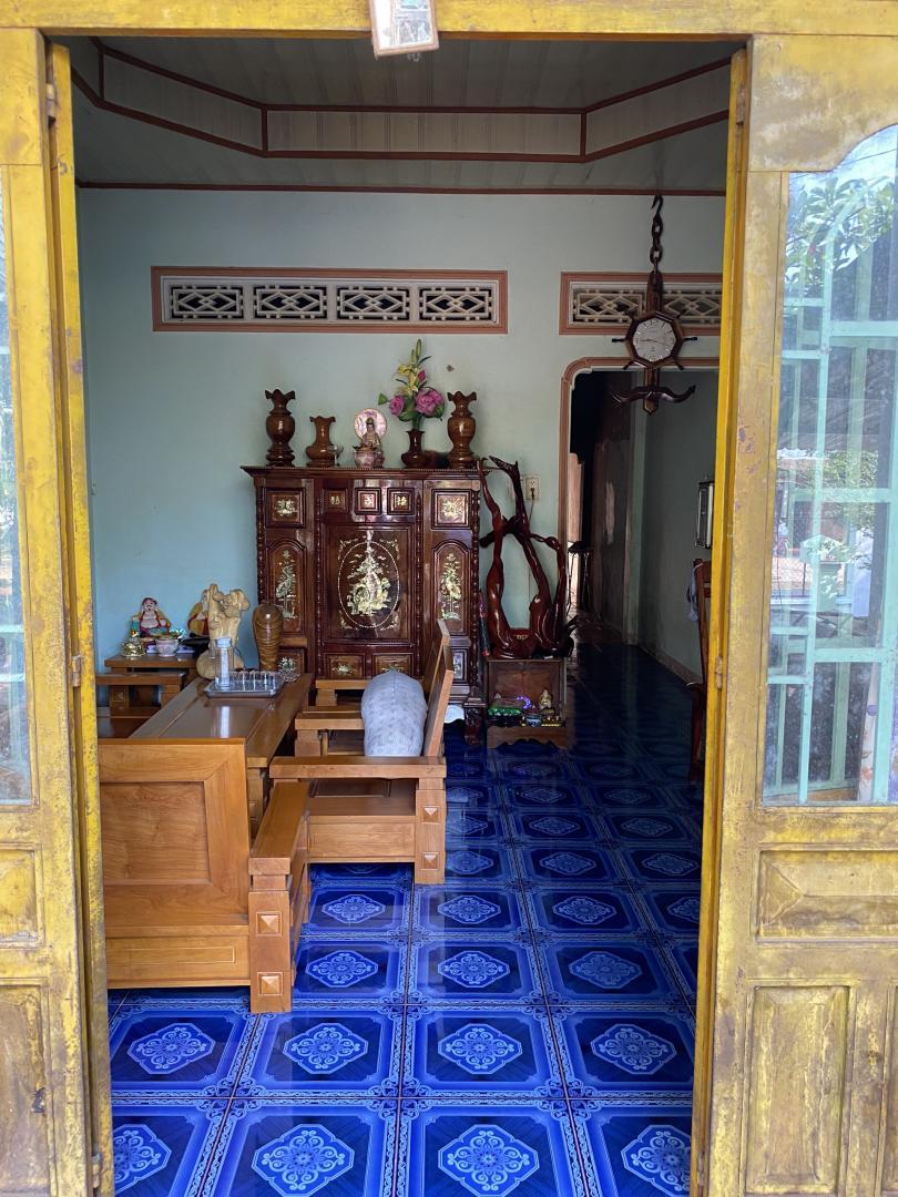 Kẹt tiền bán gấp nhà ở thị trấn Đức Phong giá rẻ liên hệ ngay 0933376360