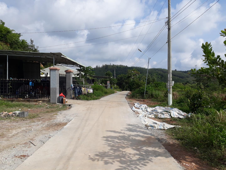 7x35 đường bê tông thị trấn Đức Phong giá 320 triệu